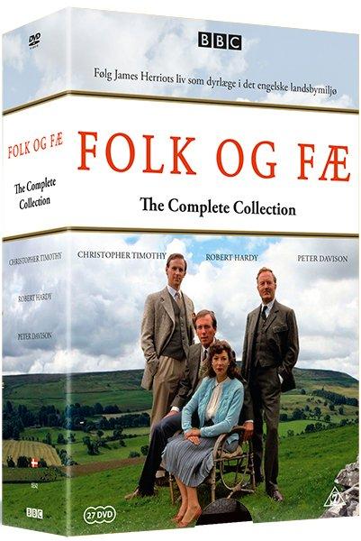 Folk og Fæ - The Complete Collection - Folk og Fæ - Film - Soul Media - 5709165555428 - November 15, 2018
