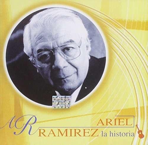 Historia - Ariel Ramirez - Musik - POL - 0044006496429 - 23/7-2003