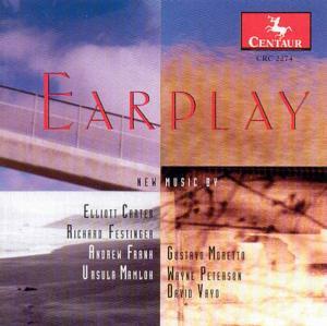 New Music - Earplay - Musik - CAV - 0044747227429 - 21/5-1996