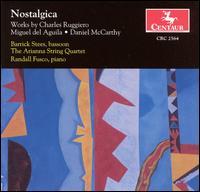 Nostalgica - Ruggiero / Aguila / Mccarthy / Stees / Fusco - Musik - Centaur - 0044747256429 - 29/10-2002