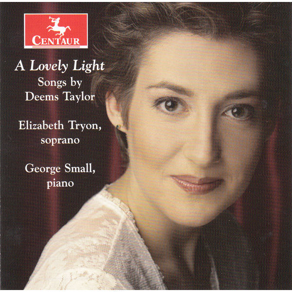 A Lovely Night - Elizabeth Tryon - Musik - CENTAUR - 0044747342429 - 20/2-2015