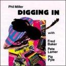 Digging in - Phil Miller - Musik - RER - 0045775003429 - 13/6-2000