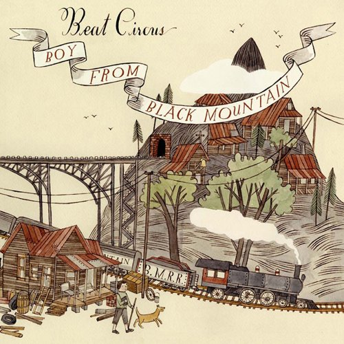 Boy from Black Mountain - Beat Circus - Musik - CUNEIFORM REC - 0045775029429 - 29/9-2009