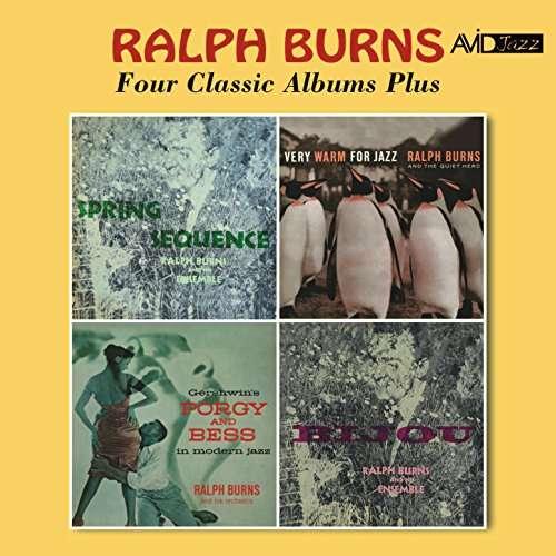 Four Classic Albums - Ralph Burns - Musik - AVID JAZZ - 5022810322429 - November 4, 2016