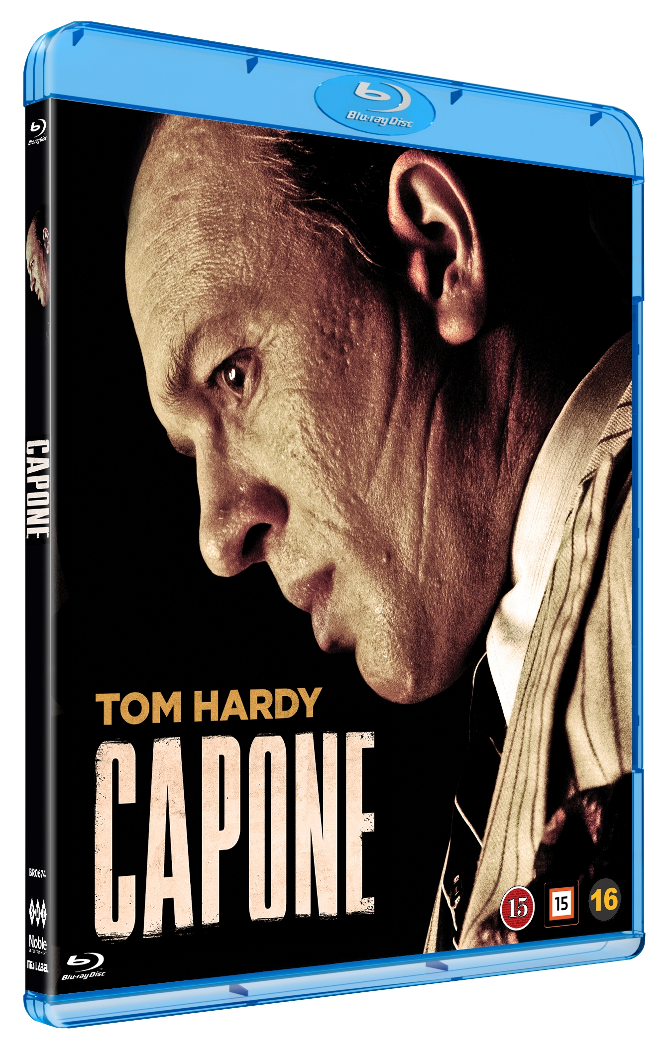Capone -  - Film -  - 5705535065429 - July 9, 2020