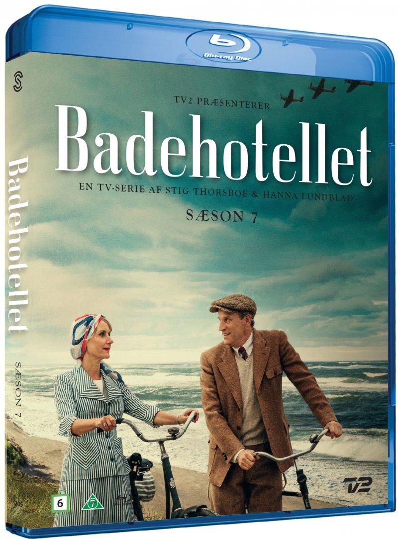 Badehotellet - Sæson 7 - Badehotellet - Film - Scanbox - 5709165206429 - 21/1-2021