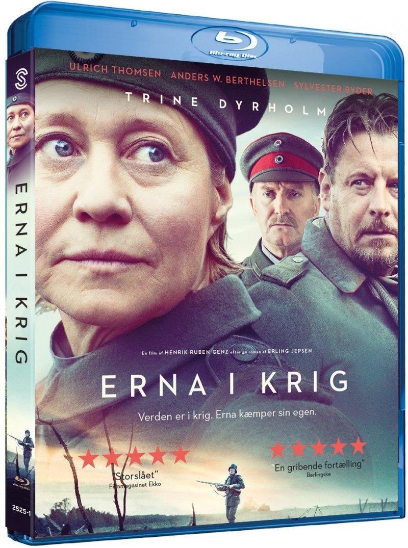 Erna I Krig -  - Film - Scanbox - 5709165446429 - March 18, 2021