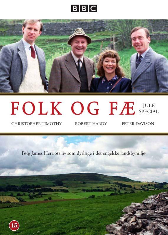 Folk og Fæ - Julespecial - Folk og Fæ - Film -  - 5709165545429 - October 25, 2018