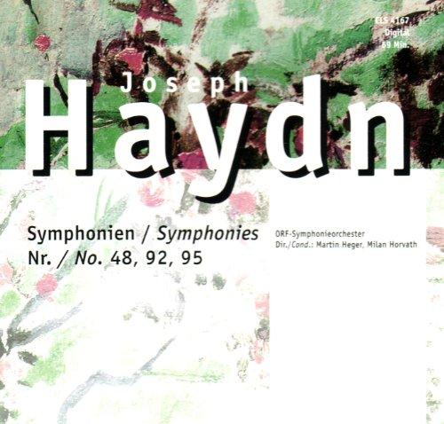 Symphony No.48,92,95 - J. Haydn - Musik - CLS - 0090204017430 - September 1, 1992