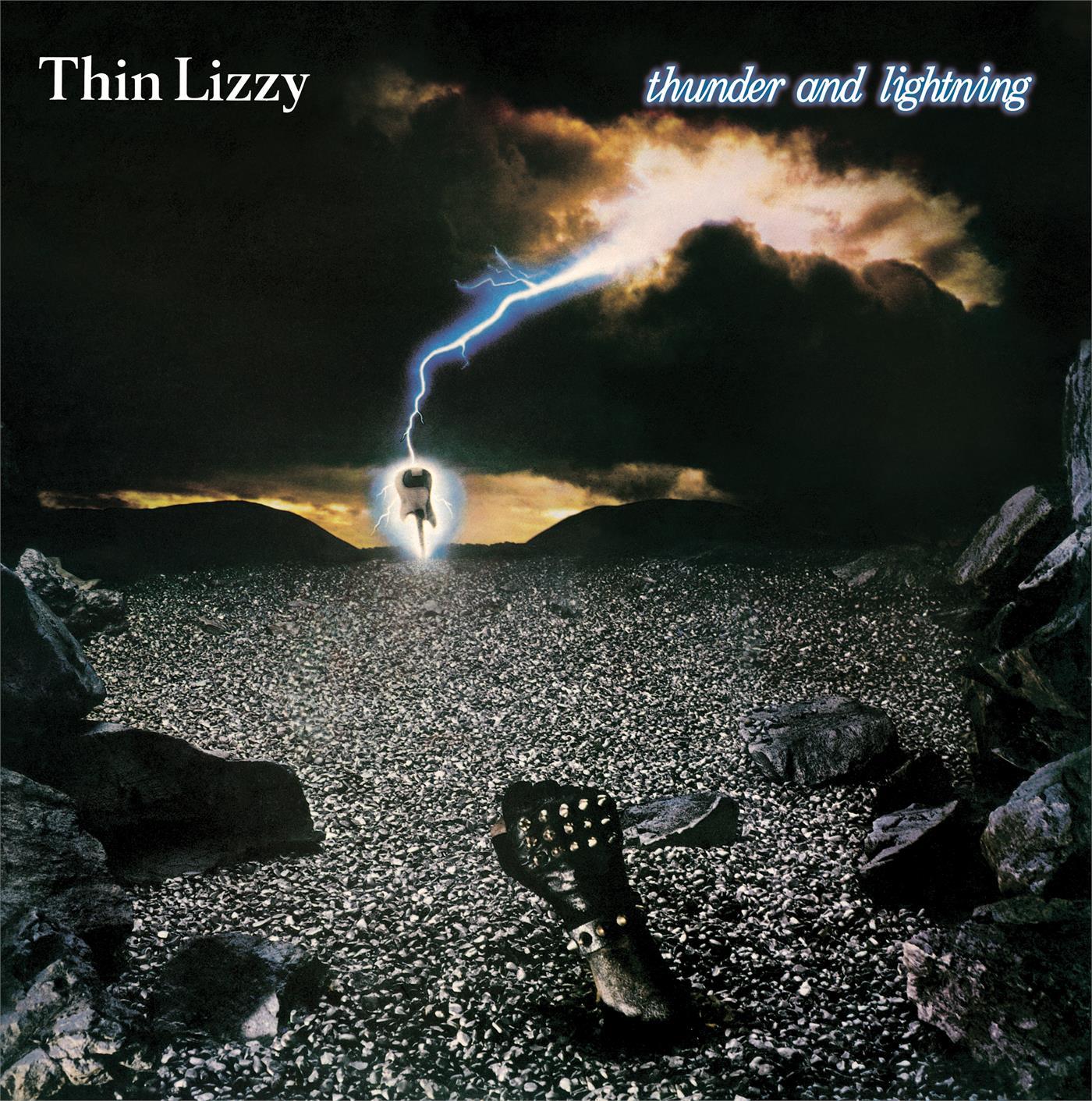Thunder and Lightning - Thin Lizzy - Musik - MERCURY - 0602508026430 - Mar 20, 2020