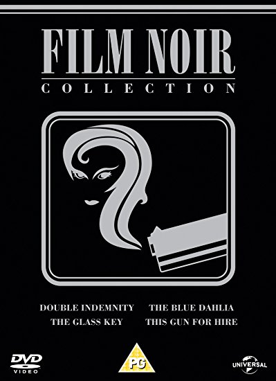 Film Noir Collection - Film Noir Collection - Film - UNIVERSAL PICTURES - 5053083065430 - 27/3-2017