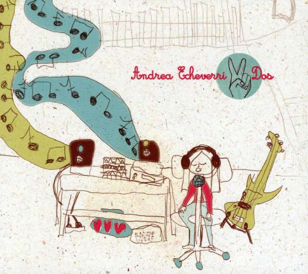 Dos - Andrea Echeverri - Musik - LATIN - 0753182545431 - August 30, 2011