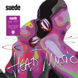 Head Music (20th Anniversary Edition) - Suede - Musik - DEMON RECORDS - 5014797900431 - 8/11-2019