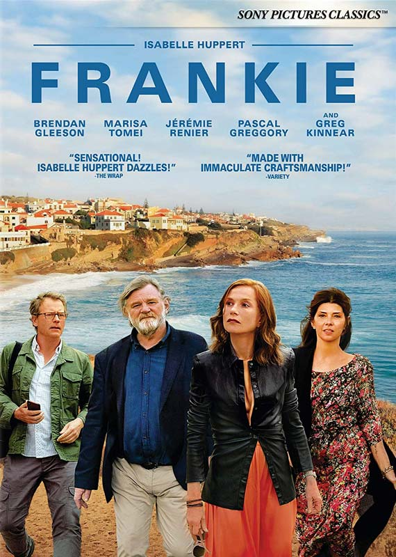 Frankie - Frankie - Film -  - 0043396565432 - 18/2-2020