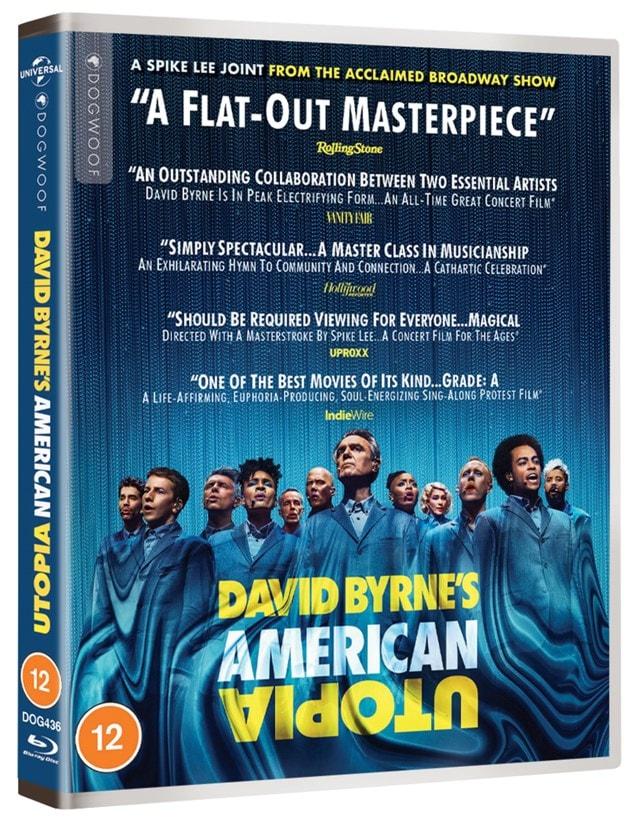 American Utopia - David Byrne - Film - DOGWOOF - 5050968003433 - January 15, 2021