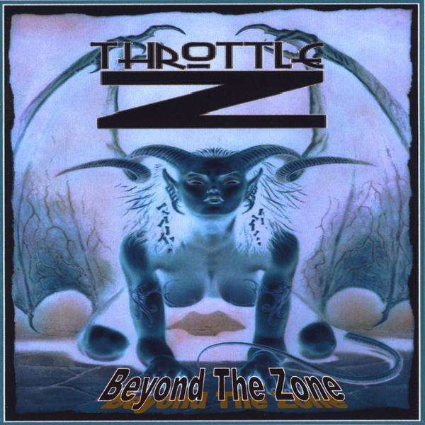 Beyond the Zone - Throttle Z - Musik -  - 0753182068435 - March 10, 2009