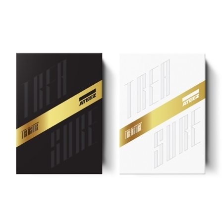 Treasure Ep.fin : All to Action - Ateez - Musik - KQ ENTERTAINMENT - 8809658317438 - 9/10-2019