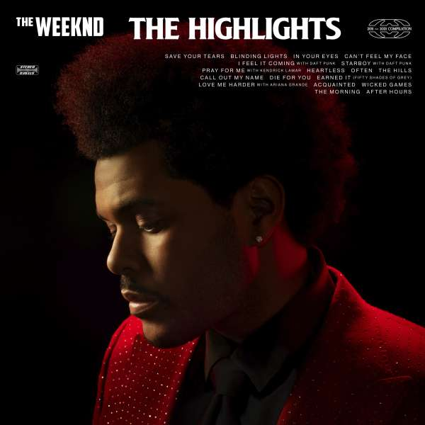 The Highlights - The Weeknd - Musik - UNIVERSAL - 0602435734439 - 5/2-2021