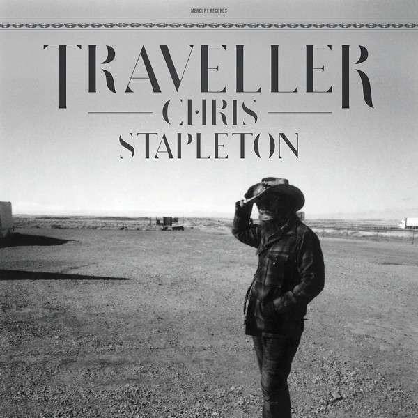 Traveller - Chris Stapleton - Musik - MERCURY - 0602537577439 - 3. september 2015