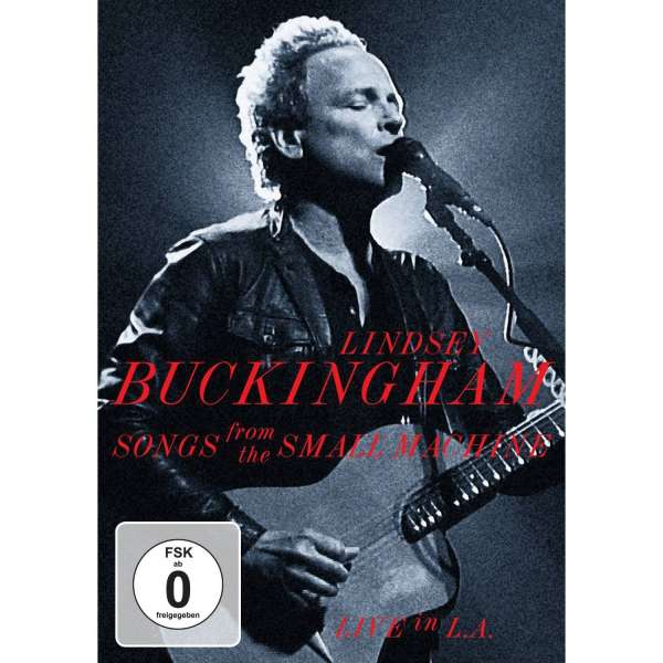 Songs from the Small Machine: Live in L.a. - Lindsey Buckingham - Musik - EAGLE VISION - 5034504906440 - July 10, 2020