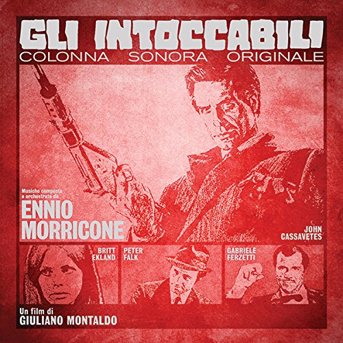 Gli Intoccabili - Ennio Morricone - Musik - AMS - 8016158308440 - 9/5-2015