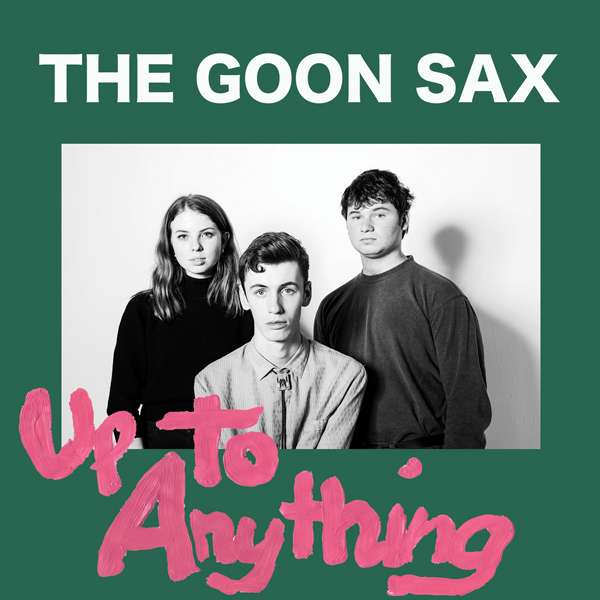 Up to Anything - Goon Sax - Musik - CHAPTER MUSIC - 0934334404442 - 11. mars 2016