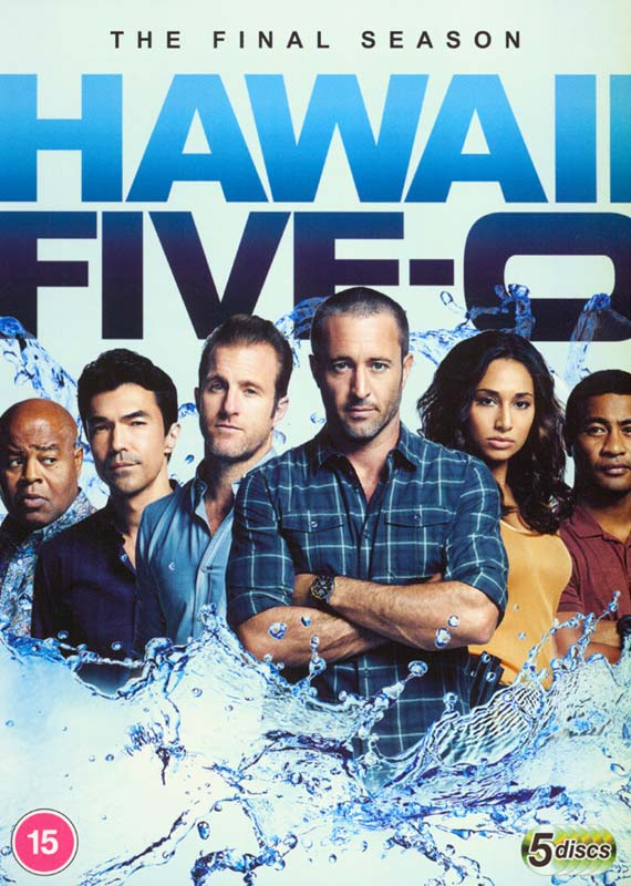 Hawaii Fiveo 2010 Season 10 - Hawaii Five-0 Season 10 - Film - PARAMOUNT HOME ENTERTAINMENT - 5053083219444 - September 14, 2020