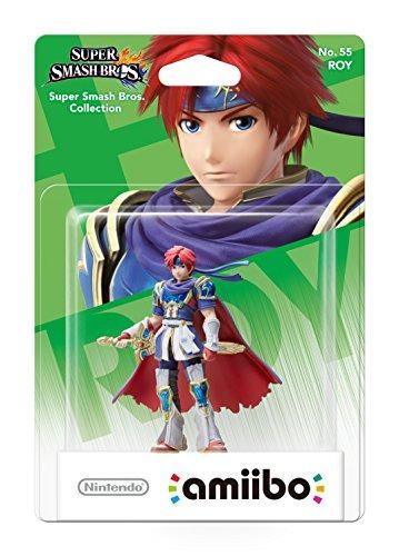 Amiibo Smash Roy.figur.2000666 -  - Bøger -  - 0045496353445 -