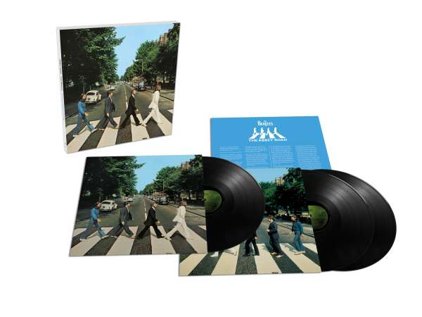 Abbey Road - 50th Anniversary - The Beatles - Musik - Universal Music - 0602508007446 - 27/9-2019