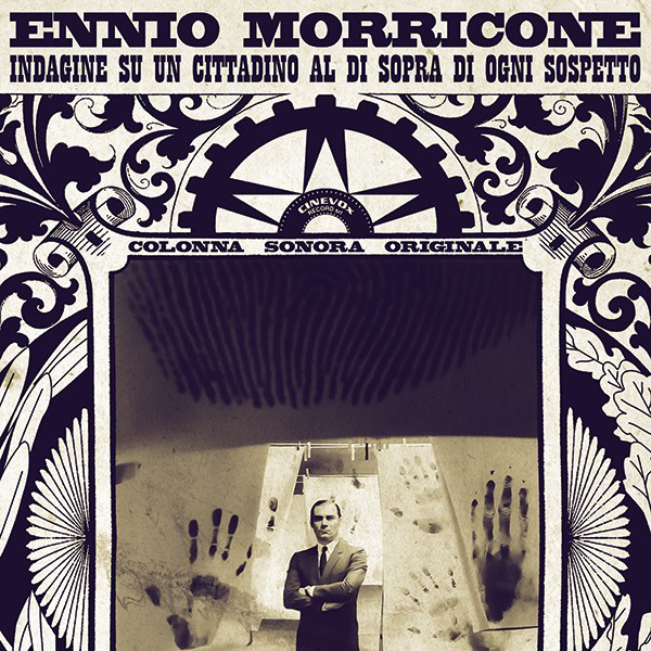 Indagine Su Un Cittadino - Ennio Morricone - Musik - AMS - 8016158309447 - August 31, 2015