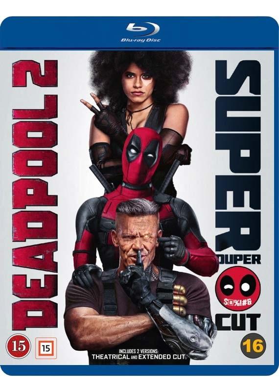 Deadpool 2 -  - Film -  - 7340112745448 - 1/10-2018