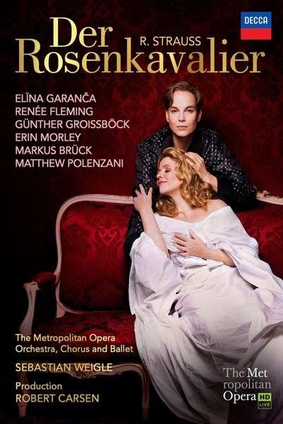 Der Rosenkavalier - R. Strauss - Film - DECCA - 0044007439449 - 16/11-2017