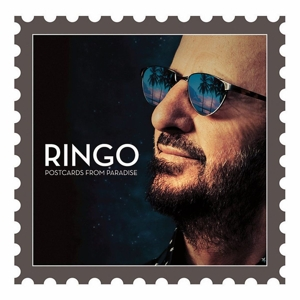 Postcards From Paradise - Ringo Starr - Musik - UNIVERSAL - 0602547236449 - 30/3-2015