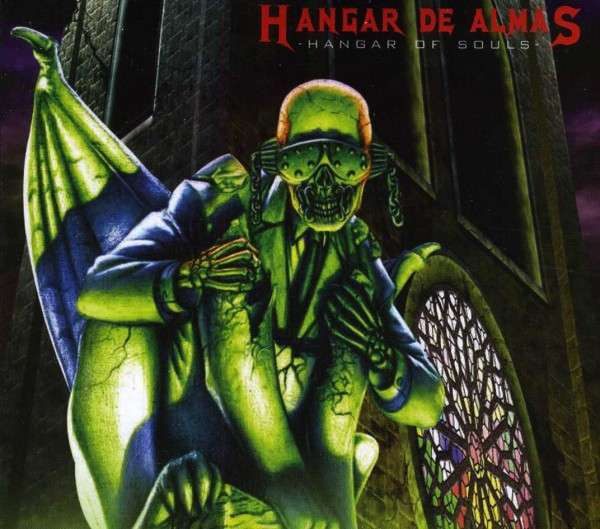 Hangar De Almas / Hangar of Souls - Megadeth - Musik - END OF THE LIGHT - 0045635732452 - 30/6-1990