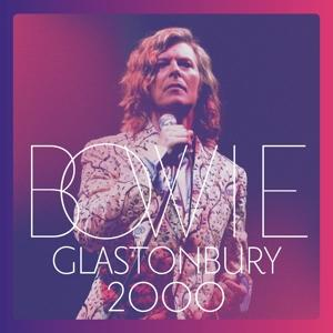 Glastonbury 2000 - David Bowie - Musik - PARLOPHONE - 0190295570453 - 30/11-2018