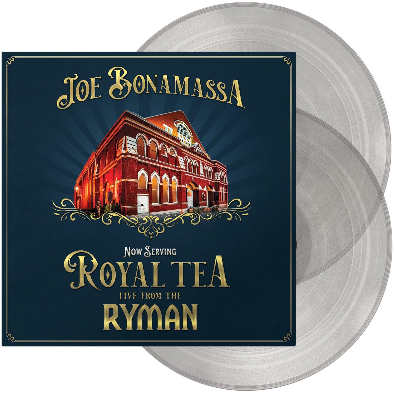 Now Serving: Royal Tea Live from the Ryman - Joe Bonamassa - Musik - PROVOGUE - 0810020504453 - 11 juni 2021