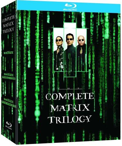 Complete Matrix Trilogy - Movie - Film - WARNER BROTHERS - 7321900220453 - 24/11-2008