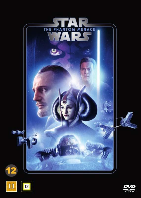 Star Wars: Episode 1 - The Phantom Menace - Star Wars - Film -  - 7340112752453 - 6/4-2020