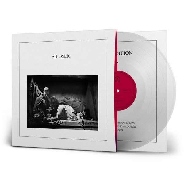 Closer (Coloured Vinyl) - Joy Division - Musik - Warner Music UK - 0190295269456 - 17/7-2020