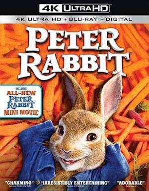 Peter Rabbit - Peter Rabbit - Film -  - 0043396513457 - May 1, 2018