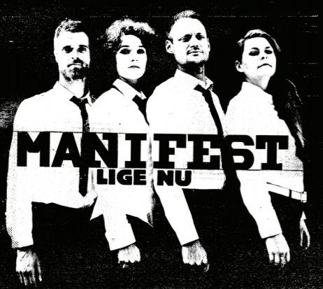 Lige Nu - Manifest - Musik - TARGET DISTRIBUTION - 5700907260457 - 11/11-2013