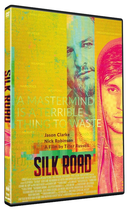 Silk Road - Nick Robinson - Film -  - 5705535066457 - June 28, 2021