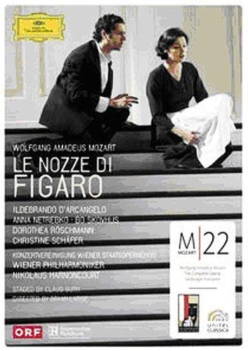 Le Nozze Di Figaro - Wolfgang Amadeus Mozart - Musik - Deutsche Grammophon - 0044007342459 - June 28, 2007