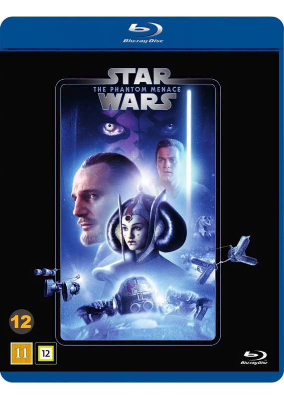 Star Wars: Episode 1 - The Phantom Menace - Star Wars - Film -  - 7340112752460 - 6/4-2020