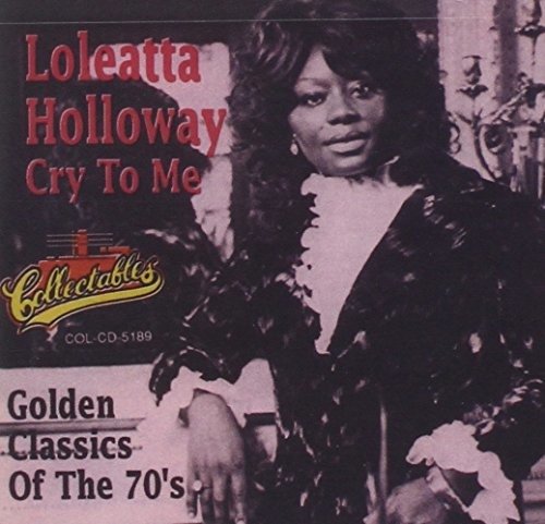 Cry To Me (Rsd 2020) - Loleatta Holloway - Musik - TIDAL WAVES MUSIC - 0752505992464 - August 29, 2020