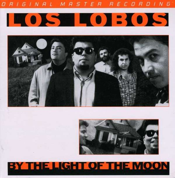 By the Light of the Moon - Los Lobos - Musik - MOBILE FIDELITY SOUND LAB - 0821797206464 - 30/6-1990
