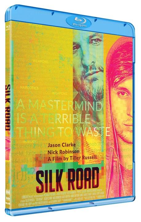 Silk Road - Nick Robinson - Film -  - 5705535066464 - June 28, 2021