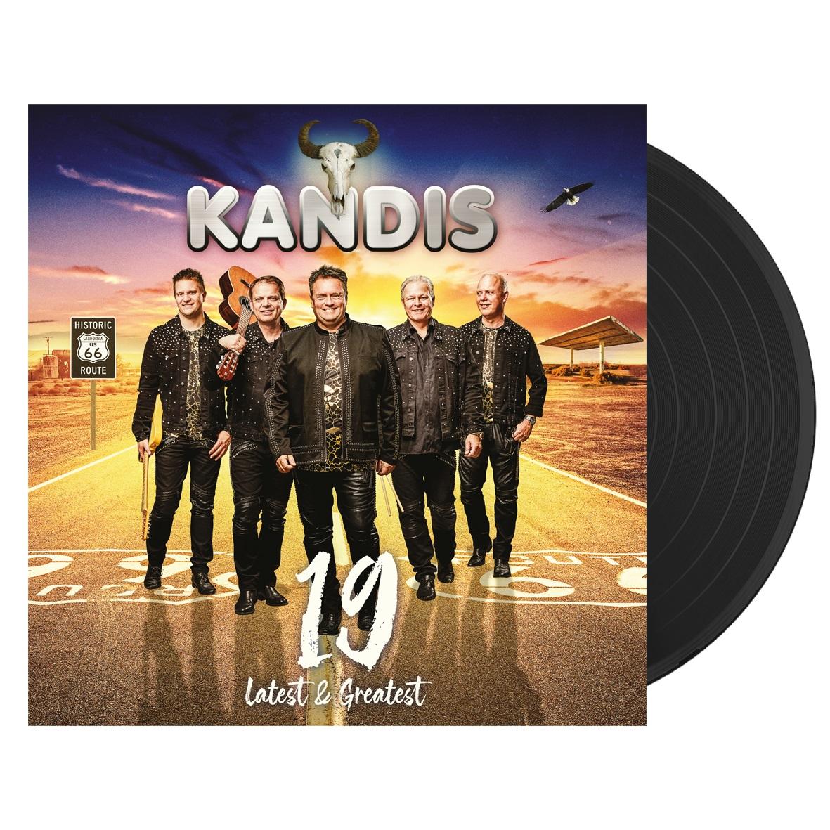 19 - Latest & Greatest - Kandis - Musik -  - 5711053021465 - 16/12-2019