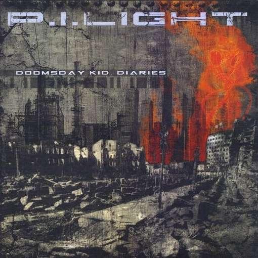 Doomsday Kid Diaries - P.i. Light - Musik - AMAdea Records - 0753182956466 - June 22, 2010