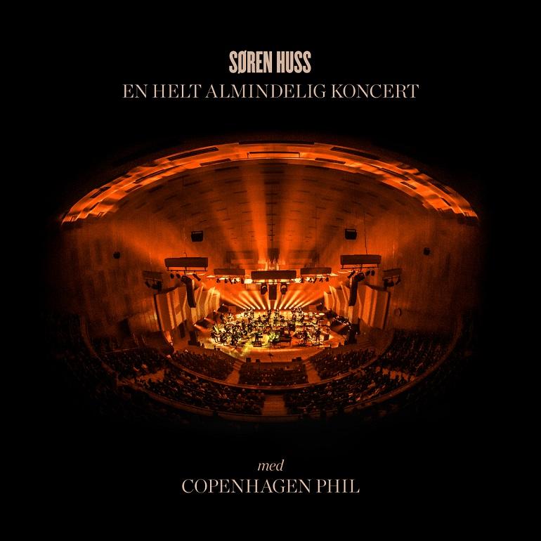 En Helt Almindelig Koncert - med Copenhagen Phil - Søren Huss - Musik -  - 0602435313467 - 30/10-2020